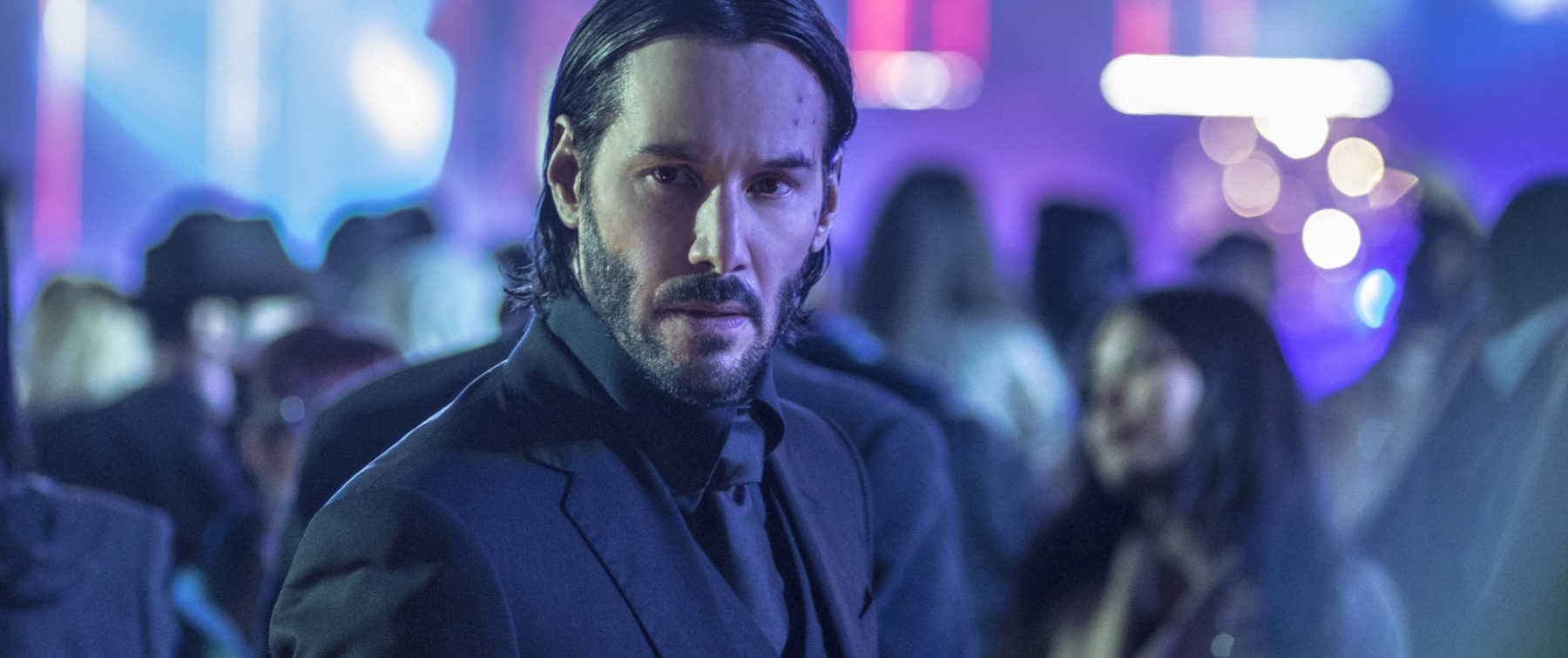 Photo: Keanu Reeves in John Wicks, directed by Chad Stahelski, written by Derek Kolstad.