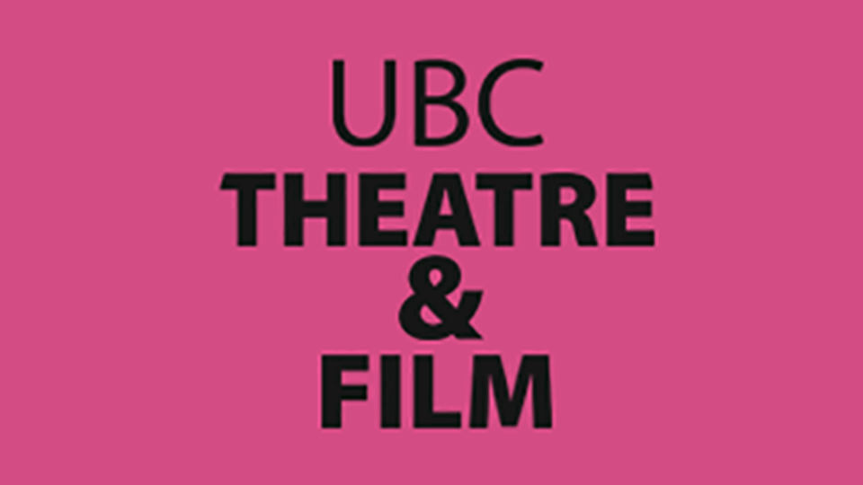 Department of Theatre and Film logo