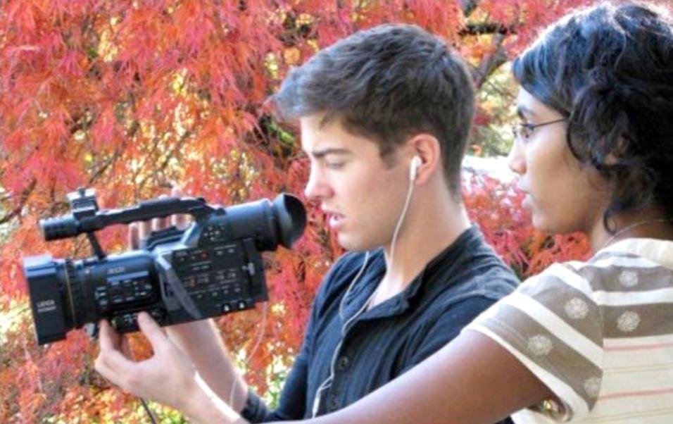 Film Production Alumna Nimisha Mukerji
